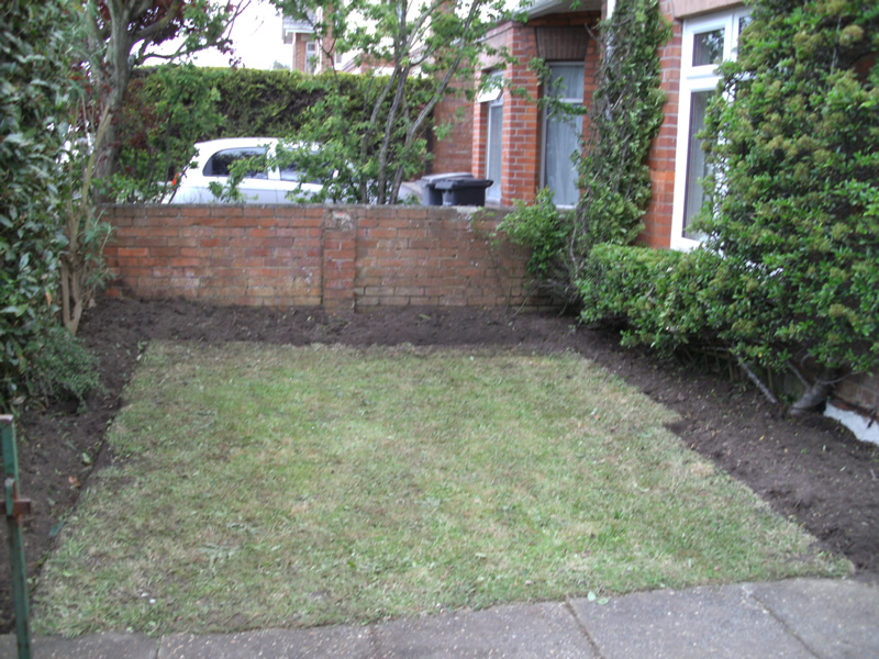 Paths the lawn ranger lawn care garden maintanence for Garden maintenance bournemouth